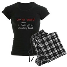 Definition of Colorguard Pajamas