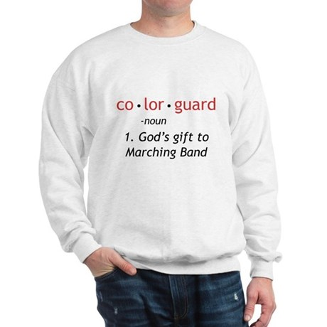 Definition of Colorguard Sweatshirt
