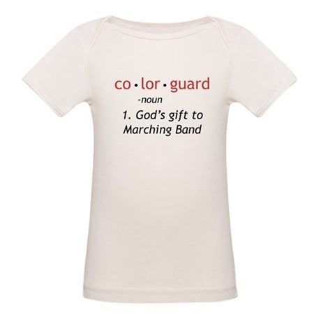 Definition of Colorguard Organic Baby T-Shirt