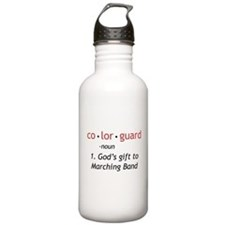 Definition of Colorguard Water Bottle