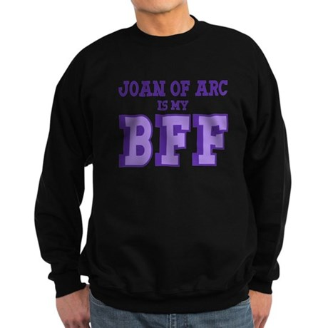 Joan of Arc BFF Sweatshirt (dark)