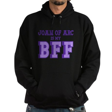 Joan of Arc BFF Hoodie (dark)