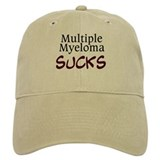 Multiple Myeloma Sucks Baseball Cap