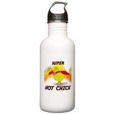 Super Hot Chick Water Bottle