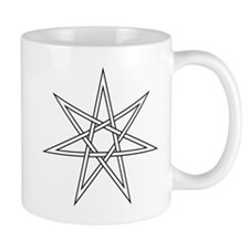 7-Pointed Star Symbol Mug