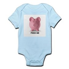 Feed Me Infant Bodysuit