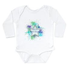 Cute Nicu Long Sleeve Infant Bodysuit