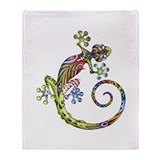 ART GECKO - Throw Blanket