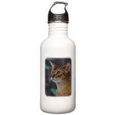 Abyssinian Cat AA025D-018 Water Bottle