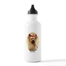 Yorkshire Terrier Sports Water Bottle