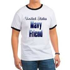 US Navy Friend Blue T