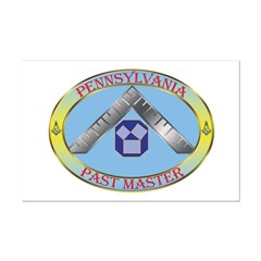 PA Past Master Posters
