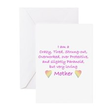 Loving Mother Greeting Cards (Pk of 10)