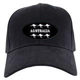 Kangaroos Australia Baseball Hat