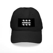Kangaroos Australia Baseball Hat