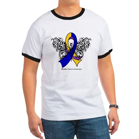 Bladder Cancer Tribal Ringer T