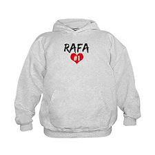 RAFA number one Hoodie