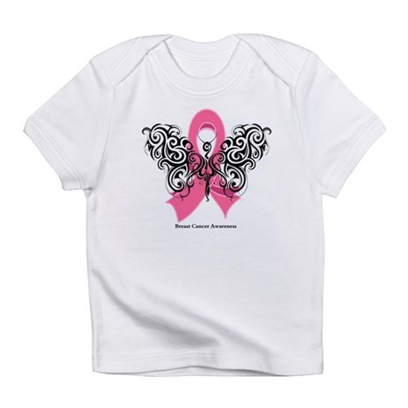 Breast Cancer Tribal Infant T-Shirt