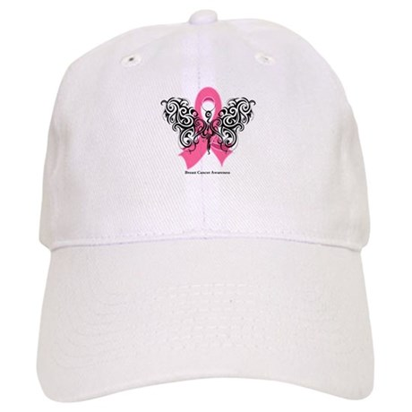 Breast Cancer Tribal Cap