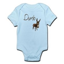 Dumb Donkey Infant Bodysuit