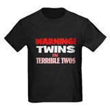 Warning! Twins, terrible 2s T