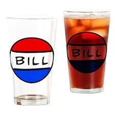 Bill Button Pint Glass