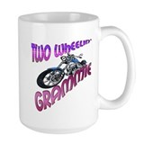 TWO WHEELIN' GRAMMIE Mug