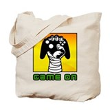 Game On Tote Bag