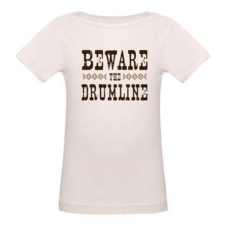 Beware the Drumline Organic Baby T-Shirt