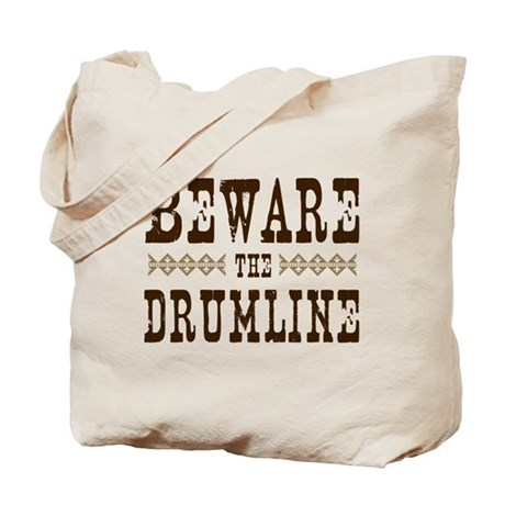 Beware the Drumline Tote Bag