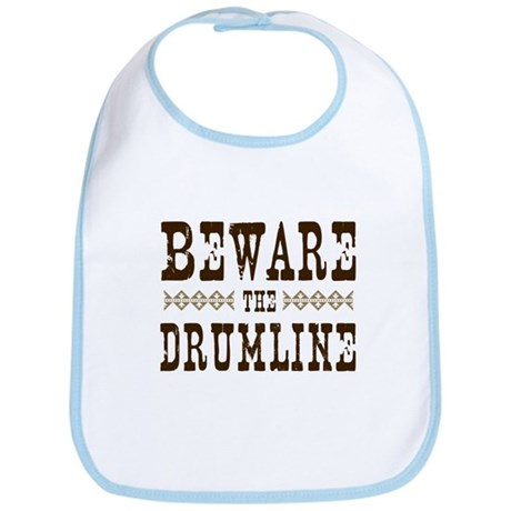 Beware the Drumline Bib