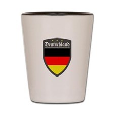 Germany (Deutsch) Patch Shot Glass