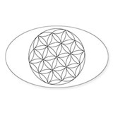 Seed Of Life Symbol Decal