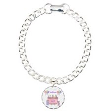 Girls customized birthday Bracelet