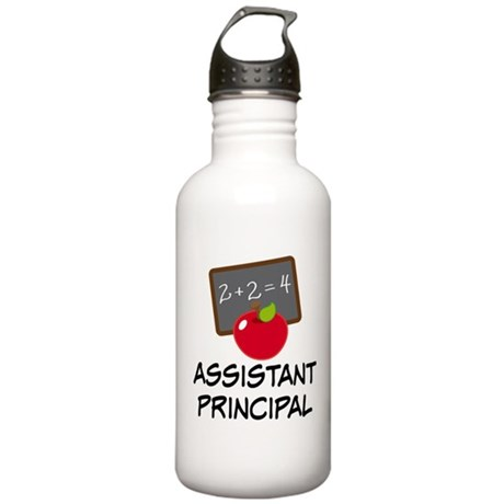 Assistant Principal Stainless Water Bottle 1.0L