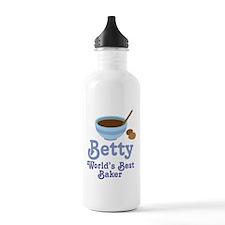 Betty Custom Baking Water Bottle