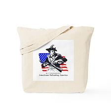 Air Force Minuteman Tote Bag