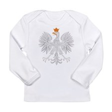 Polish Eagle Long Sleeve Infant T-Shirt
