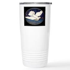 Dove of Peace Ceramic Travel Mug