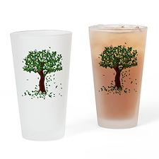 Magnolia Pint Glass
