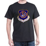Fifth Air Force Black T-Shirt