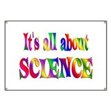 About Science Banner