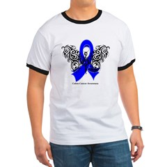 Colon Cancer Tribal Ringer T
