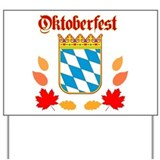 Oktoberfest Yard Sign