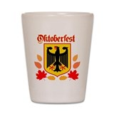 Oktoberfest Shot Glass