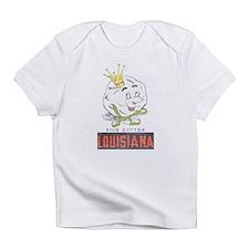 Louisiana King Cotton Infant T-Shirt