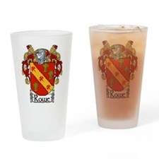 Rowe Coat of Arms Pint Glass