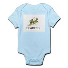 Seabees Infant Creeper