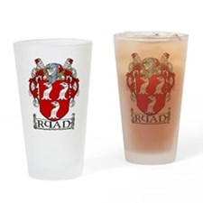 Ryan Coat of Arms Pint Glass