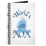World's Greatest Mom Journal